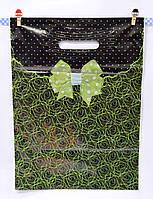Пакеты полиэтиленовые типа «банан» 29x40cм /уп-50шт