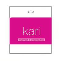 """Пакеты полиэтиленовые типа банан""""Kari """" 45x67 (уп-25шт)"""