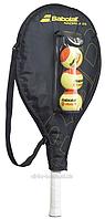Набор BABOLAT ракетка NADAL JR25 в расцветке Rolland garros+3 мяча ORANGE