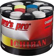 Намотки для тенниса, сквоша, бадминтона Pro's Pro Ichiban 60 pack mixed
