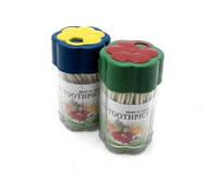 """Зубочистка """"Toothpick""""(цветочек)-упаковка 12 шт."""