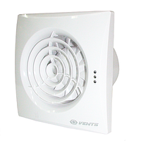 Вентилятор Вентс 125 квайт Т (quiet) с таймером