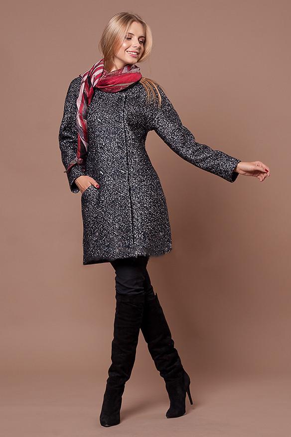 """Пальто """"Лорита"""" из турецкого букле"""