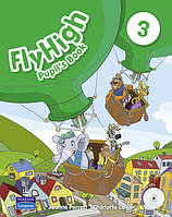 Fly High 3 Pupil's Book + Audio CD Ukrainian edition