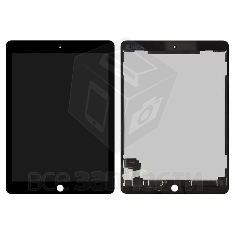 Дисплейный модуль для Apple iPad Air 2, черный