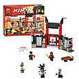 """Конструктор Bela Ninja 10522 (аналог Lego Ninjago 70591) """"Побег из тюрьмы Криптариум"""" 241 деталь, фото 2"""