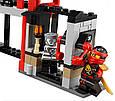 """Конструктор Bela Ninja 10522 (аналог Lego Ninjago 70591) """"Побег из тюрьмы Криптариум"""" 241 деталь, фото 3"""