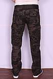 """Мужские джинсы-карго камуфлированные """"Iteno """"(размер 30-38.), фото 2"""