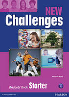 Учебник Challenges NEW Starter Students' Book