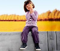 Хорошенькие штаники на подкладке от тсм Tchibo размер на рост 98-104см