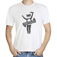 "Мужская футболка ""Party Cat"""