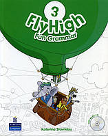 Fly High 3 Fun Grammar + Audio CD (грамматика)