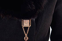 Женское красивое зимнее пальто арт. Магия зима Турция 4374, фото 3