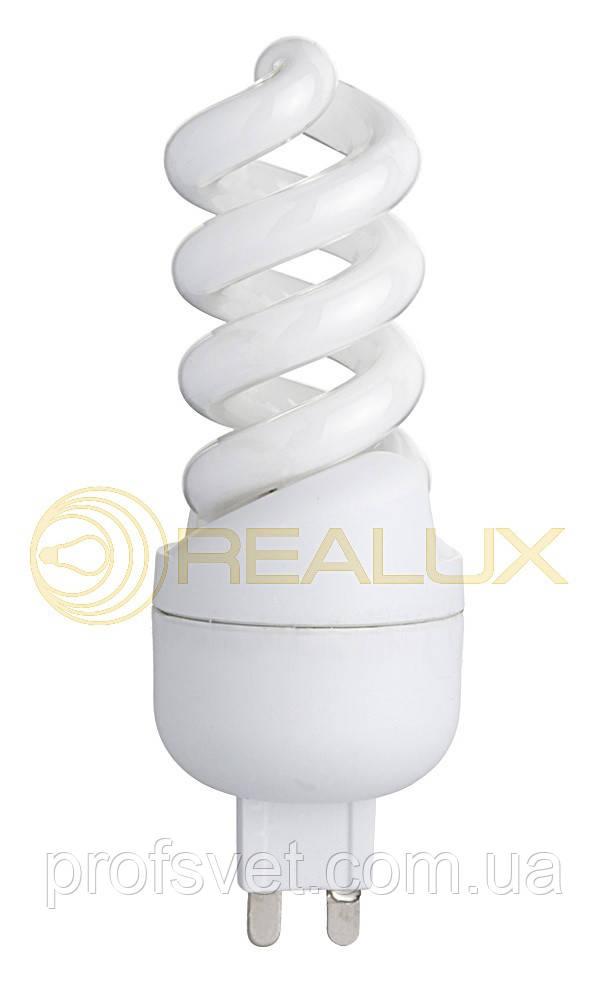 Лампа энергосберегающая Спираль 11 вт G9 6400k