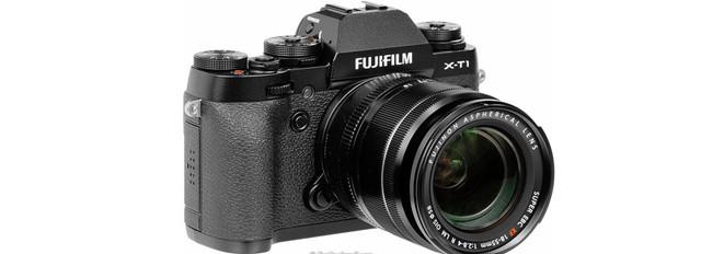 Фотокамера Fujifilm X-T1