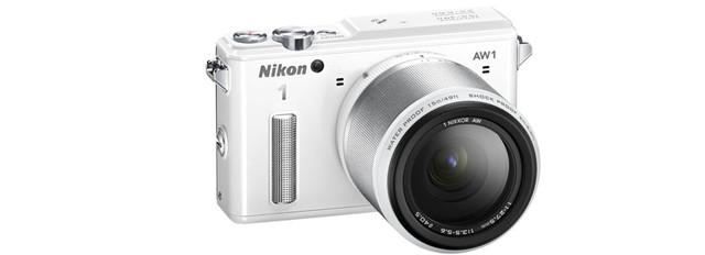 Фотокамера Nikon 1 AW1