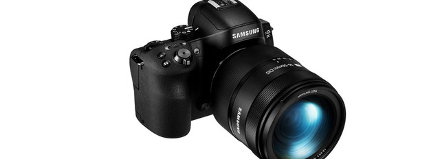 Фотоаппарат Samsung NX30