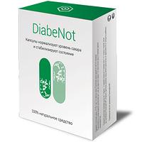 Лекарство DiabeNot от сахарного диабета