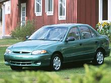 Автостекло Hyundai accent/pony/excel седан, хетчбек 1994 1999