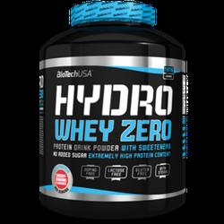 BioTech USA Hydro Whey Zero 1,8kg