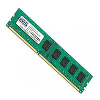Оперативная память Б/У GoodRAM DDR3 Kit 4Gb (2gb+2gb) 1333Mhz (GR1333D364L9/2G)