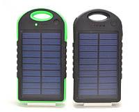 Портативное зарядное устройство Solar Charger Power Bank 40000 mAh