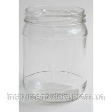 """Банка стеклянная 0,5 л """"Твист"""" под евро-крышку D-82 (10 упаковок по15 шт)"""