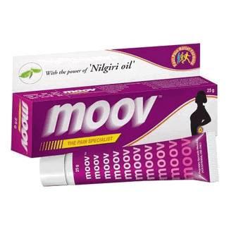 Крем Мув, Moov - Миозит, фиброзит, ишиас, невралгии, суставный и мышечный ревматизм,ревматоидный артрит, 25 г