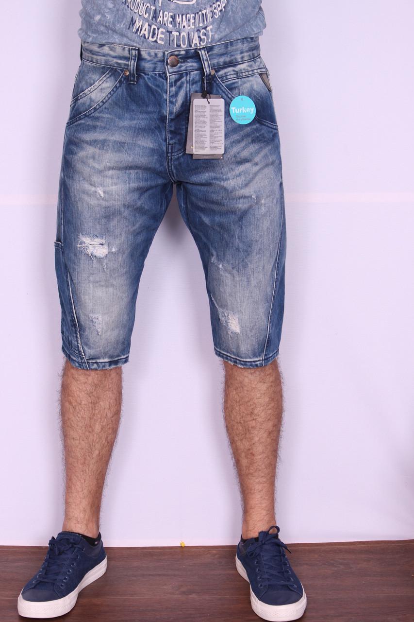 Мужские джинсовые капри Man Zara