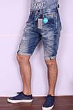 Мужские джинсовые капри Man Zara, фото 5