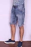 Чоловічі джинсові капрі Virsacc, фото 6