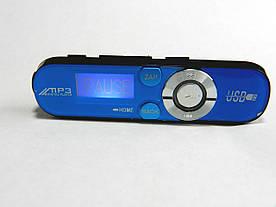 MP3 плеер Sony YT-01 с LCD экраном, наушниками, Синий