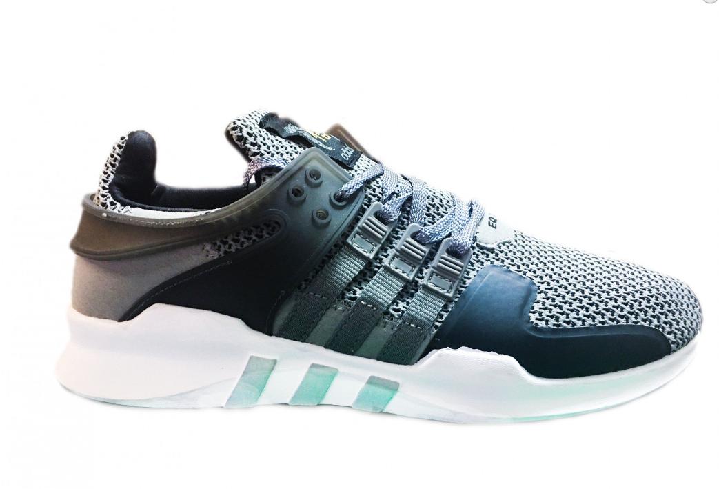 Кроссовки Adidas Climacool Ride 2016 Grey серые мужские - Интернет-магазин