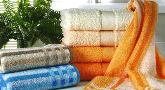 Бюджетные полотенца