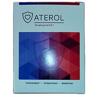Препарат Атерол (Aterol) от холестерина (15 капсул), фото 1