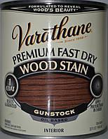 Морилка для дерева на масляной основе, цвет дуб гансток (Gunstock) Rust Oleum(США) 0,946 л.
