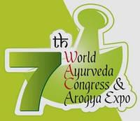 7-й Всесвітній конгрес Аюрведа 2016: Медицина та здоров'я в сучасному світі.