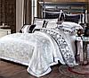 Жаккардовое постельное белье Bella Villa