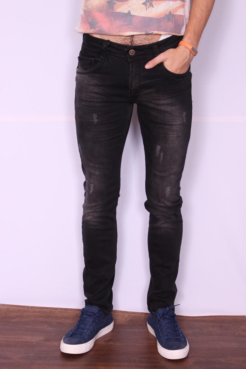 Зауженные джинсы мужские