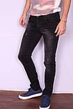 Мужские зауженные джинсы , фото 3