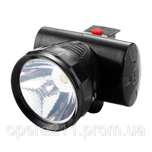 Налобный фонарик OP-1858-1
