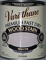 Морилка для дерева на масляной основе,тонирующее масло, цвет белый  Rust Oleum(США) 0,946 л