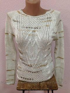 Теплый женский свитер в ассортименте