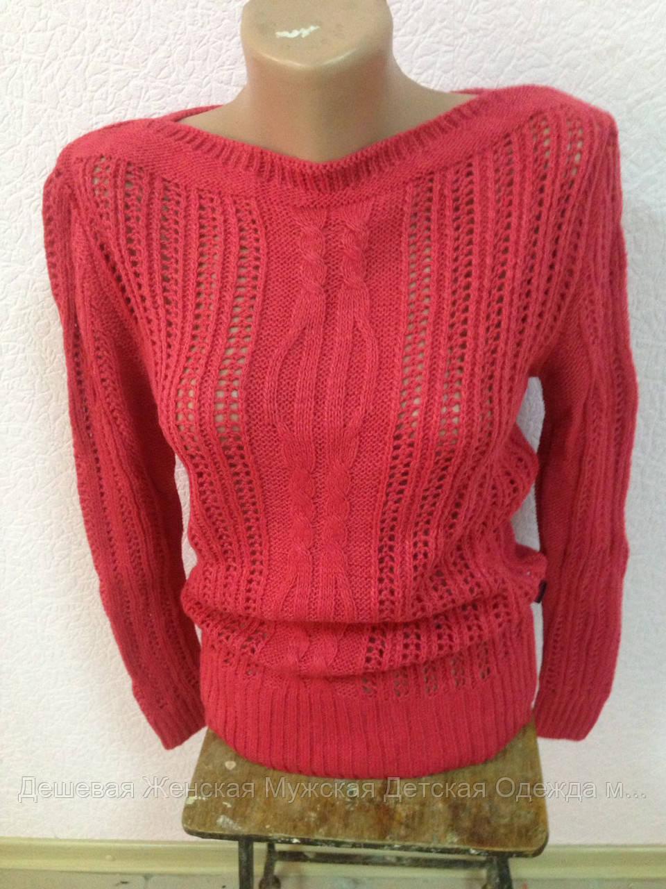Женский теплый свитер в ассортименте