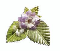 Цветочки для handmade, ручного творчества, скрапбукинга, кардмейкинга, флористики.
