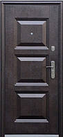 Двери входные 143+ молоток/лак