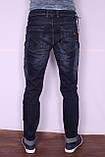 Мужские джинсы Pit Bull узкие, фото 2