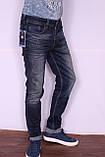Мужские джинсы Pit Bull узкие, фото 3