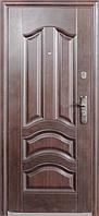 Двери входные 107+ бархатный лак