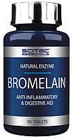 Витамины и минералы Scitec Nutrition Bromelain (90 tabs)